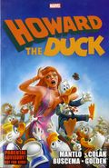 Howard the Duck TPB (2015 Marvel) The Complete Collection 3-1ST