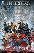 Injustice Gods Among Us Year Four TPB (2016 DC) 1-1ST