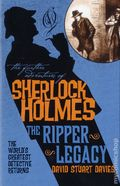 Further Adventures of Sherlock Holmes The Ripper Legacy SC (2016 Novel) 1-1ST