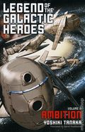 Legend of the Galactic Heroes SC (2016 Viz Novel) 2-1ST