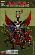 Deadpool and the Mercs for Money (2016 Marvel 2nd Series) 1A