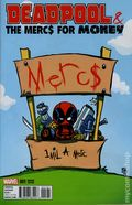 Deadpool and the Mercs for Money (2016 Marvel 2nd Series) 1D