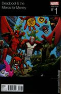 Deadpool and The Mercs For Money (2016 2nd Series) 1E