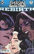 Batgirl and the Birds of Prey Rebirth (2016) 1A