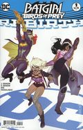 Batgirl and the Birds of Prey Rebirth (2016) 1B