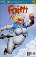 Faith (2016 Valiant 2nd Series) 1H