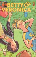 Betty and Veronica (2016 2nd Series) 1E