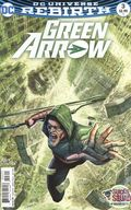 Green Arrow (2016 5th Series) 3A