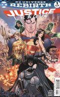 Justice League (2016) 1A