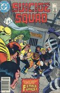 Suicide Squad (1987 1st Series) Canadian Price Variant 3