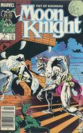 Moon Knight (1985 2nd Series) Fist of Khonshu Canadian Price Variant 2