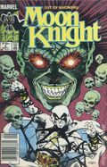 Moon Knight (1985 2nd Series) Fist of Khonshu Canadian Price Variant 3
