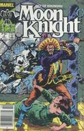 Moon Knight (1985 2nd Series) Fist of Khonshu Canadian Price Variant 4