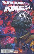 Uncanny X-Men (2016 4th Series) 10B