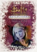 Buffy the Vampire Slayer Reflections: The High School Years Trading Cards (2000 InkWorks) 72 Card Set SET#1
