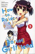 How to Raise a Boring Girlfriend GN (2016 Yen Press Digest) 3-1ST