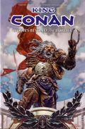 King Conan Wolves Beyond The Border TPB (2016 Dark Horse) 1-1ST