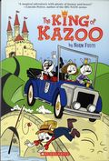 King of Kazoo GN (2016 Scholastic) 1-1ST