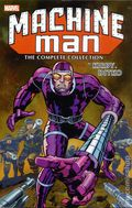 Machine Man TPB (2016 Marvel) The Complete Collection by Kirby and Ditko 1-1ST