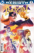 Batgirl (2016) 1A