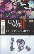 Civil War II Choosing Sides (2016) 3A