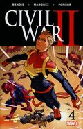Civil War II (2016 Marvel) 4A