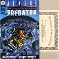 Aliens Predator Deadliest of Species (1993) 1DFSIGNED