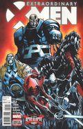 Extraordinary X-Men (2015) 12A