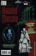 Haunted Mansion (2016 Marvel) 5C