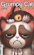 Grumpy Cat and Pokey (2016 Dynamite) 6C