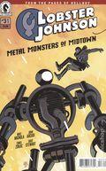 Lobster Johnson Metal Monsters of Midtown (2016) 3