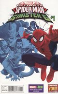 Marvel Universe Ultimate Spider-Man vs. The Sinister Six (2016) 1