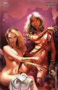 Grimm Fairy Tales Bad Girls (2012 Zenescope) 4C