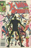 X-Men and the Micronauts (1984) Canadian Price Variant 1