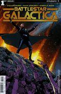 Battlestar Galactica (2016) Volume 3 1B