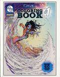 Fathom Coloring Book SC (2016 Aspen) 1-1ST