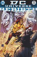 DC Universe Rebirth (2016) 1F