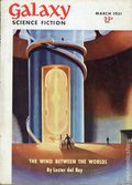 Galaxy Science Fiction (1950 pulp/digest) Volume 1, Issue 6