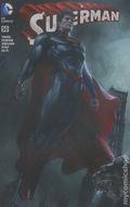 Superman (2011 3rd Series) 50BULLETPROOF
