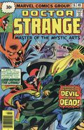 Doctor Strange (1974 2nd Series) 30 Cent Variant 16