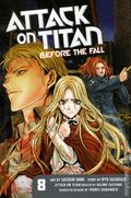 Attack on Titan Before the Fall GN (2014- Kodansha Digest) 8-1ST