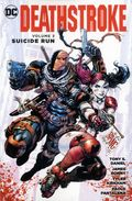 Deathstroke TPB (2015-2016 DC) By Tony S. Daniel and James Bonny 3-1ST