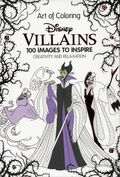 Art of Coloring Disney Villains HC (2016 Disney Editions) 100 Images to Inspire Creativity and Relaxation 1-1ST