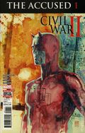 Civil War II The Accused (2016 Marvel) 1A
