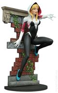 Marvel Gallery Spider-Gwen PVC Figure (2016 Diamond Select) Unmasked Edition SDCC Exclusive ITEM#1