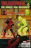 Deadpool and the Mercs for Money (2016 Marvel 2nd Series) 2A