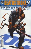 Deathstroke Rebirth (2016) 1B