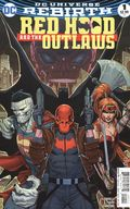 Red Hood and the Outlaws (2016) 1A