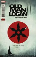 Old Man Logan (2016 Marvel) 10A
