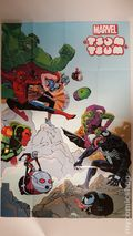 Marvel TSUM TSUM Poster by Chris Samnee (2016 Marvel) ITEM#1